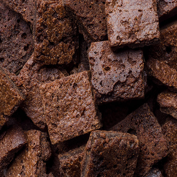 Squared Brownies Cookie Dough